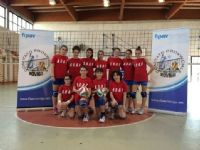 Under13 2013/14 - Terza classificata campionato prov.FIPAV RO