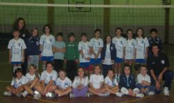 A.S.A.F. Mini Volley - A.S. 2011/2012