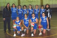 A.S.A.F. Volley Under 14 Fem. - A.S. 2011/2012