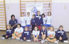 A.S.A.F. Mini Volley - A.S. 2012/2013