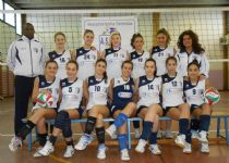 A.S.A.F. Volley Under 16 Fem. - A.S. 2012/2013