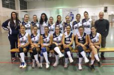 A.S.A.F. Volley Under 16 Fem. - A.S. 2013/2014